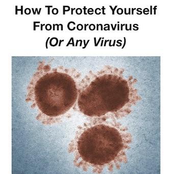 Protect from Coronavirus